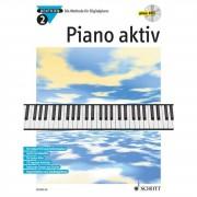 Schott Music Piano aktiv 2, Axel Benthien Ausgabe mit Audio-CD