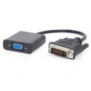 Cablu Gembird DVI-D D-Sub (VGA), negru (A-DVID-VGAF-01)