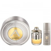 Azzaro Wanted SET Eau de toilette - Cofanetti