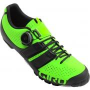 Giro Code Techlace MTB fietsschoen - 43 Lime/Black 20 Fietsschoenen