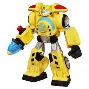 Transformers Playskool Heroes Rescue Bots Energize Electronic Bumblebee Figure
