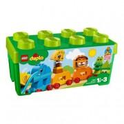 Lego DUPLO - Caja de Ladrillos Mis primeros Animales - 10863