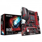MB, GIGABYTE B450M GAMING /AMD B450/ DDR4/ AM4