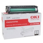 барабан ЗА OKI C 5650/5750 - Black Drum - P№ 43870008 - 101OKIC5650 BD