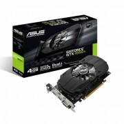 Placa De Video ASUS PH-GTX 1050TI 4G - DVI, HDMI (90YV0A70-M0NA00)
