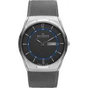 Skagen SKW6078 - Horloge - Titanium - Grijs - 40 mm