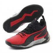 【プーマ公式通販】 プーマ アップロー ハイブリッド コート コア メンズ High Risk Red-Puma Black |PUMA.com レッド