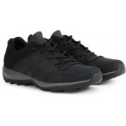ADIDAS DAROGA PLUS LEA Outdoor Shoes For Men(Black)