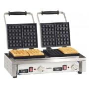 Casselin Gaufrier Double 3200W/230V 566x415x290(h)mm