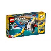 Set de constructie LEGO Creator Avion de curse