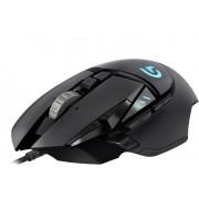 Logitech G502 USB Optical 12000DPI Right-hand Black mice