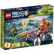 Lego nexo knights 72001 il giostratore volante di lance