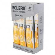 Bolero Pack de 12 Drinks Sticks Ananás 36 g