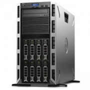 Сървър PE T630, Chassis with up to 8, 3.5 HDD, Xeon E5-2620 v4 2.1GHz 8C/16T, 2x8GB RDIMM 2400MT/s, iDRAC8 Ent.no HDD(optional), T630S2620V416G0TBH73D