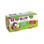HIPP ITALIA SRL Hipp Biologico Omogeneizzato Prugna E Mela 2x80g