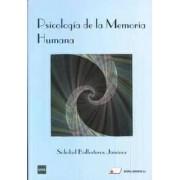 Ballesteros Jimenez, Soledad Psicologia de la memoria humana