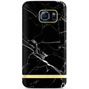 Blue City Richmond and Finch Cover Samsung S7 Edge Black Marble Glossy