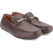 Clarks Davont Ride Brown Tumb Casual Shoes For Men(Brown)