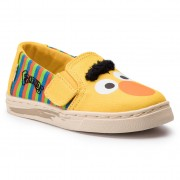 Teniși TOMS - Luca 10013641 Yellow/Orange Bert