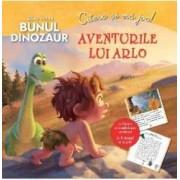 Disney Pixar Bunul dinozaur - Aventurile lui Arlo - Citesc si ma joc
