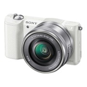 SONY Alpha A5000 + 16-50mm Wit