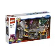 Lego Trash Compactor Escape