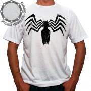 Camiseta Homem Aranha Venom Spider