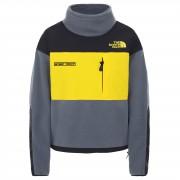 The North Face Steep Tech Fleece Jacket Vanadsgry/ Tnfblk/ Lghtngyw