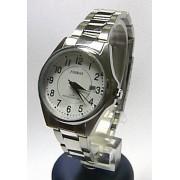 Dámské voděodolné ocelové stříbrné hodinky Foibos 3883L.1 - 3ATM