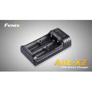 FENIX USB nabíječka baterií Fenix ARE-X2