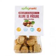 Biscuiti Bio cu Alune de padure, fara gluten, 100gr, springmarkt