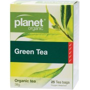Organic Tea Bags - Green Tea x25