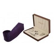 Cadou Purple Silver Accessories by Jos Von Arx