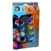 Palette De Maquillage Aqua 10 Couleurs - Clowny : Tendance