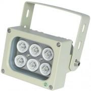 Accesoriu supraveghere PXW Proiector Infrarosu: 6 leduri x 3W S6D-60 (PXW)
