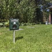 909 Outdoor Honden-, Katten- en Muizen Verjager - Solar