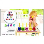Ratna's Toyztrend Educational My First Play Shapes Junior Allows Kids To Identify Shapes Colours Counting For Ages 2+