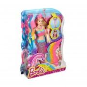 Barbie Sirena Arcoíris Brillante DHC40