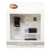 Mini kvadrokoptéra - přídavná kamera
