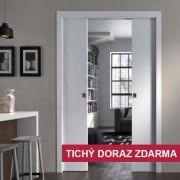 Scrigno SpA Unipersonale SCRIGNO Stavební pouzdro SCRIGNO Stech dvoukřídlé do SDK 1400x2100 mm