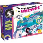Set creativ - Bijuterii magice cu unicorni