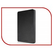 Жесткий диск Toshiba CANVIO ALU 500GB (HDTH305E*3AB) Black
