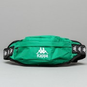 Kappa Banda Anais Waist Bag Green/ Black/ White