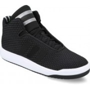 ADIDAS ORIGINALS VERITAS MID WEAVE Men Sneakers For Men(Black)