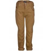 Pantaloni lungi maro chino Minoti pentru bebelusi