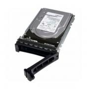 DELL EMC 1.2TB 10K RPM SAS 12Gbps 512n 2.5in Hot-plug Hard Drive, 3.5in HYB CARR, CK 400-ATJM-09
