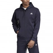 Adidas Kapuzensweatjacke 3 Stripes, Reissverschluss