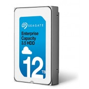 "Seagate Enterprise Capacity 3.5"" 12TB SATA 3 RAID Edition Hard Drive"