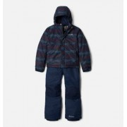 Columbia Ensemble Buga - Junior Bleu Dotscape, Bleu M