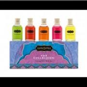 The Collection huiles de massage Kamasutra